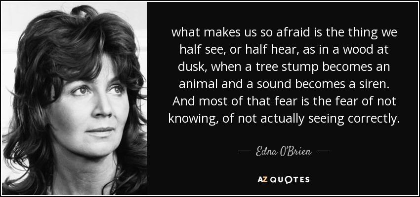 quote-what-makes-us-so-afraid-is-the-thing-we-half-see-or-half-hear-as-in-a-wood-at-dusk-when-edna-o-brien-115-93-98